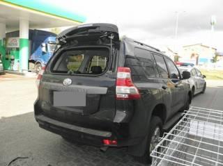В Киеве неизвестные украли из машины сумку с миллионом