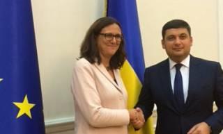 В Евросоюзе объявили о дополнительных торговых преференциях для Украины