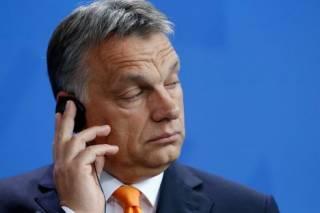 Украинская мерка для Виктора Орбана