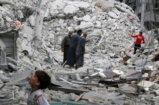 Cтраны Персидского залива просят ООН вмешаться в ситуацию в Алеппо