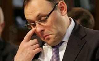 Каськив вышел на свободу под залог 600 тыс. долларов