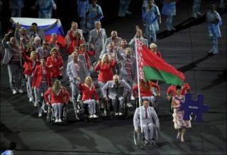 За российский флаг на открытии Паралимпиады белорусу дадут квартиру