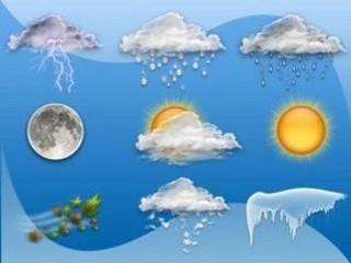 Завтра погода в Украине начнет портиться