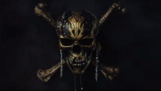 Вышел первый тизер пятой части «Пиратов Карибского моря»