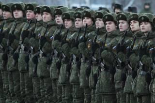 До конца 2016 года в российскую армию призовут 1500 крымчан