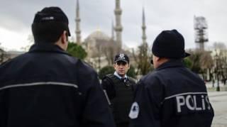 В Турции 13 тысяч полицейских подозревают в причастности к попытке переворота