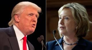 Клинтон опережает Трампа на 5 процентов