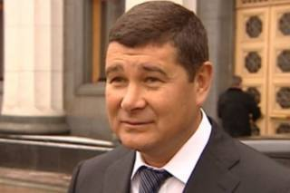 СМИ: Беглый депутат Онищенко получил из бюджета 66 тысяч гривен