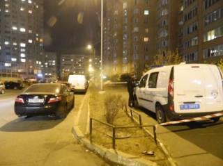 Ночью в Киеве опять стреляли