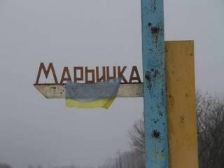 Боевики из минометов обстреляли школу в Марьинке