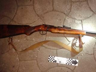 На Днепропетровщине задержали автомобиль с оружием