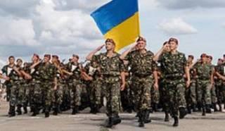 С начала года 1200 киевлян пошли служить по контракту