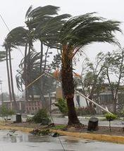 Ураган «Мэтью» надвигается на Багамские острова и США