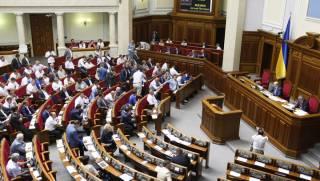 В сентябре нардепы получили 2,3 млн грн надбавок за «интенсивность труда»
