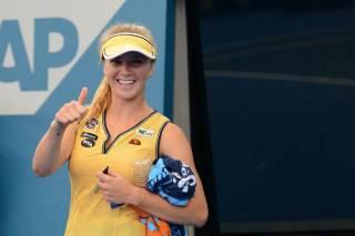 На турнире в Китае наша теннисистка Элина Свитолина с легкостью обыграла первую ракетку мира