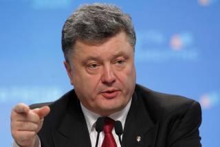 Порошенко: Благодаря Путину у нас нет многовекторности