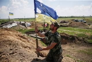 Полторак подсчитал число погибших украинских воинов на Донбассе с начала года