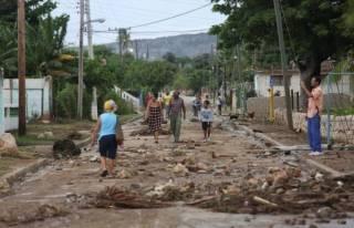 Ураган «Мэтью» на Гаити: разрушения и более 300 погибших
