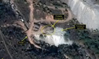 Северная Корея может готовить очередное ядерное испытание