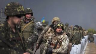 В районе Петровского началось разведение войск