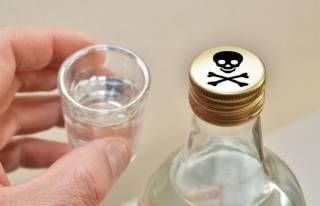 Паленым алкоголем в Украине отравились более ста человек. Умерли 53 человека