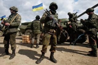 Минобороны не будет отводить ВСУ в Станице Луганской