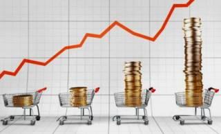 Цены в Украине снова поползли вверх после трехмесячного снижения