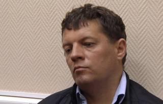 Россия предъявила Сущенко обвинение в шпионаже