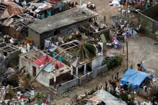 Количество жертв урагана на Гаитии устремилось к тысяче