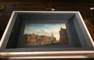 Украина вернула Нидерландам похищенные картины
