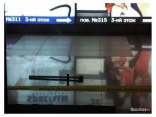 В минском торговом центре неизвестный устроил резню бензопилой и топором