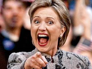 Клинтон одержала победу над Трампом во второй раз подряд