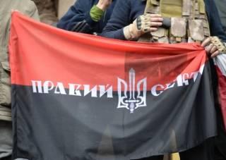 В Одессе повздорили проукраинские и пророссийские активисты