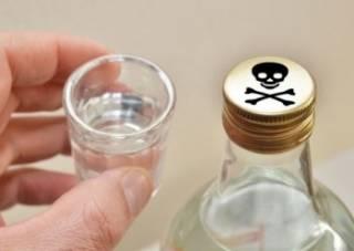 Паленый алкоголь уже начал забирать жизни людей на Днепропетровщине