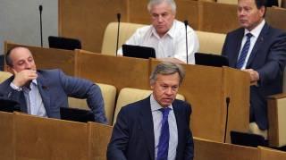 Президент ПАСЕ, похоже, очень соскучился по России