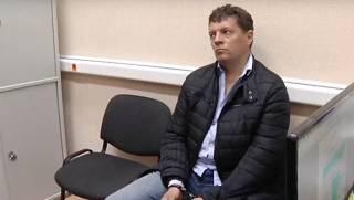 Сущенко могут обменять на пойманного в Ровно российского шпиона