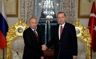 Россия и Турция договорились о «Турецком потоке»