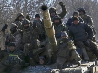 Выход украинских войск из Дебальцево: операция, вошедшая в учебники