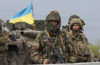 Продолжается рекрутинговая кампания по набору украинцев в Силы спецназначения