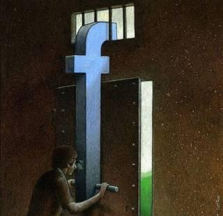 Бархатный концлагерь под названием... Facebook