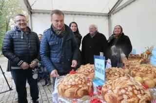 В Киеве прошел «Хлібофест» и стартовал литературный конкурс им. Григора Тютюнника