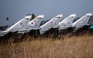 Теперь Россия будет «бессрочно» размещать свои самолеты в Сирии