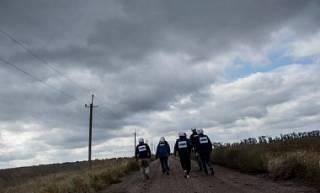 Наблюдатели ОБСЕ зафиксировали за день более 300 взрывов на Донбассе
