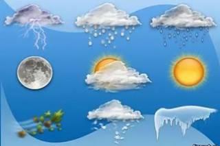 В Украину идут дожди со снегом