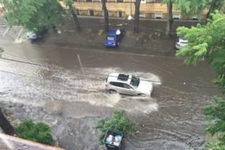 Жителей Киева и Запорожья предупреждают о надвигающейся стихии