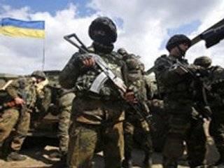 В штабе АТО признают, что отведение сил и средств в Станице Луганской на данный момент невозможно