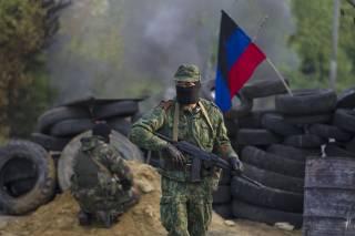 Россия продолжает снабжать головорезов Донбасса всем необходимым