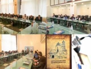 В Киеве прошел круглый стол – «Армянское культурное наследие в Украине»