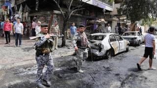 В Багдаде смертник устроил взрыв на траурной церемонии. Более 30 погибших