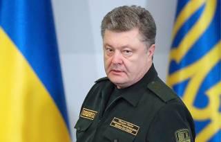 Порошенко: После демобилизации украинская армия станет контрактной